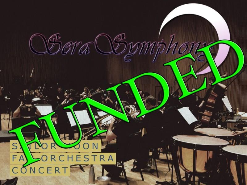 SERASYMPHONY LA Concert Funded