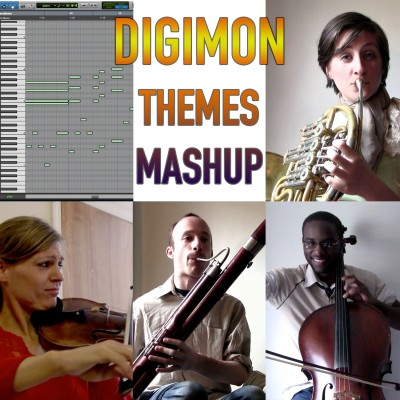 DIGIMON Adventure Themes Mashup
