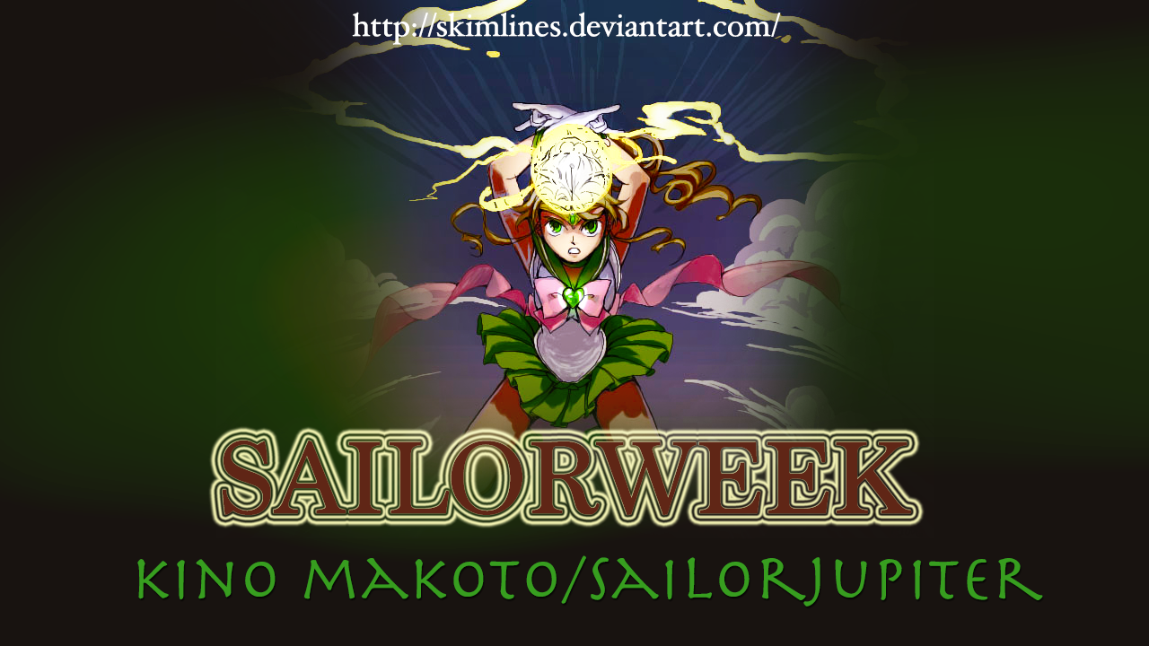 SailorWeek Tribute to Sailorjupiter