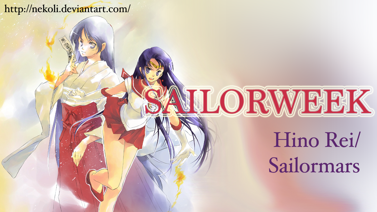 Sailor Week tribute to Sailormars