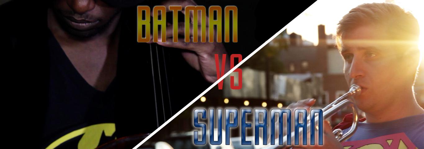 Batman vs. Superman Medley