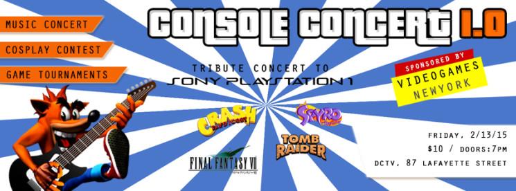 Console Concert 1.0