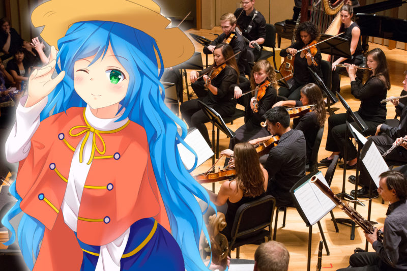 iTSO Presents 'One Piece' Concert