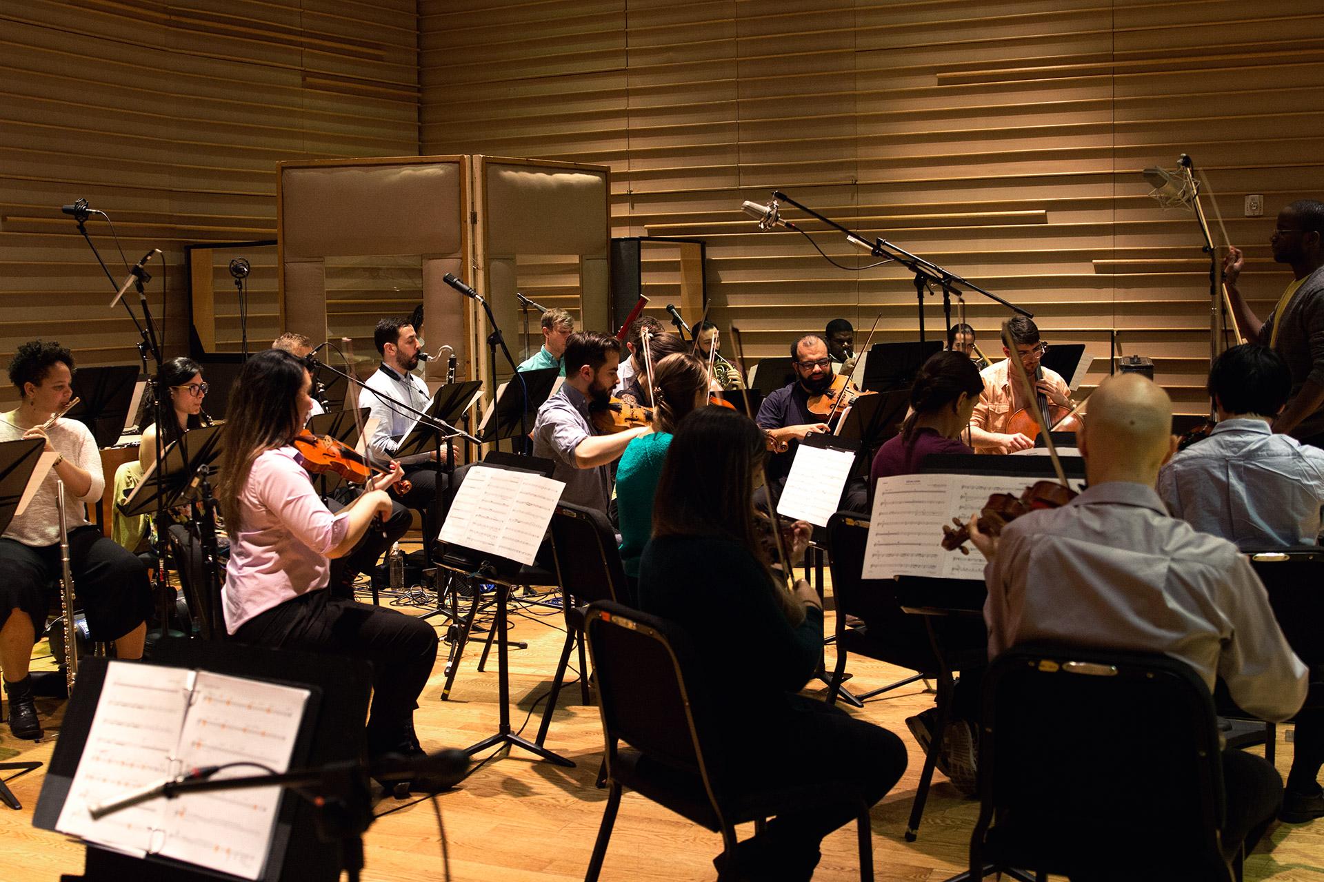 Orchestra, iTSO