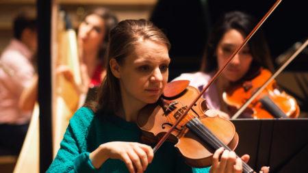 Violins, iTSO