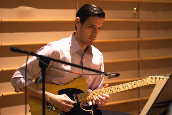 iTSO guitarist