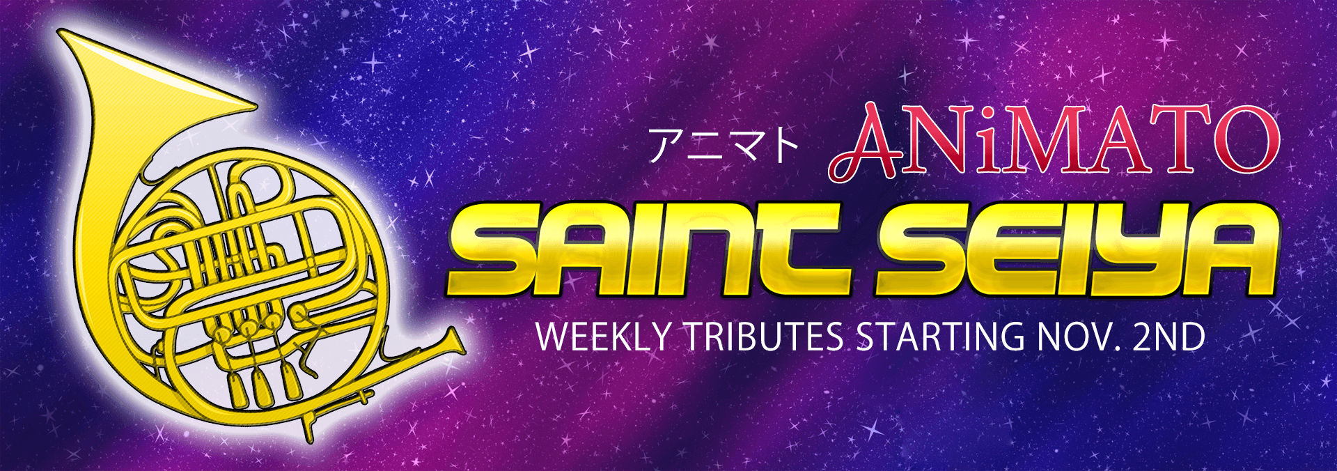 ANiMATO: Saint Seiya