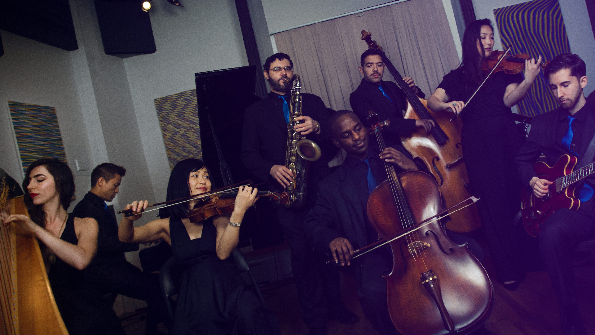 Chamber ensemble (Rockstar Images)