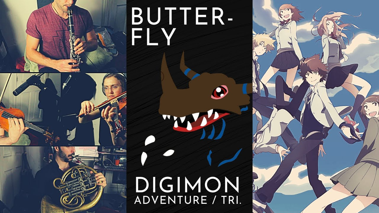 "iTSO presents ""Butter-Fly"""