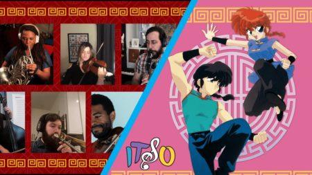 iTSO Presents Ranma 1/2