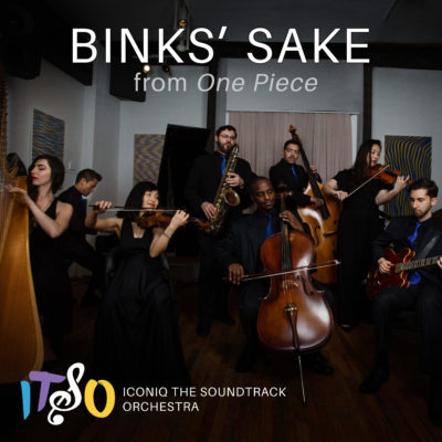 Binks' Sake by iTSO