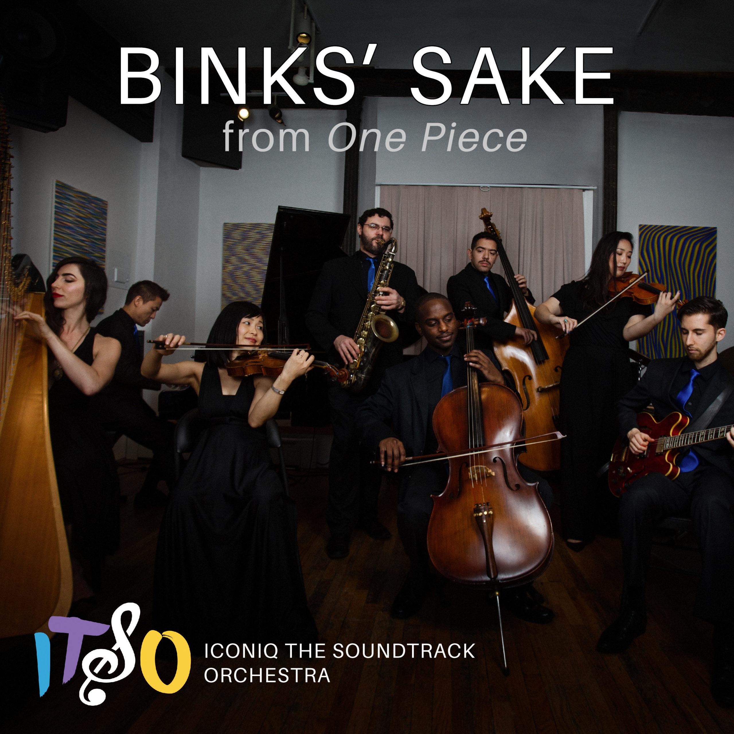 Binks' Sake by iTSO